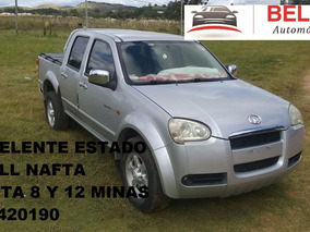 Wingle 3 Nafta Doble, Cabina, Full 162 Mil Kilometros