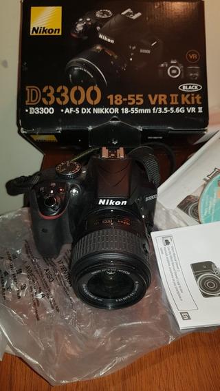 Nikon D3300 Usada
