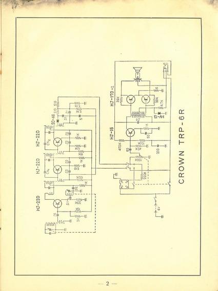 70 Esquemas Radios E Recievers Gradiente