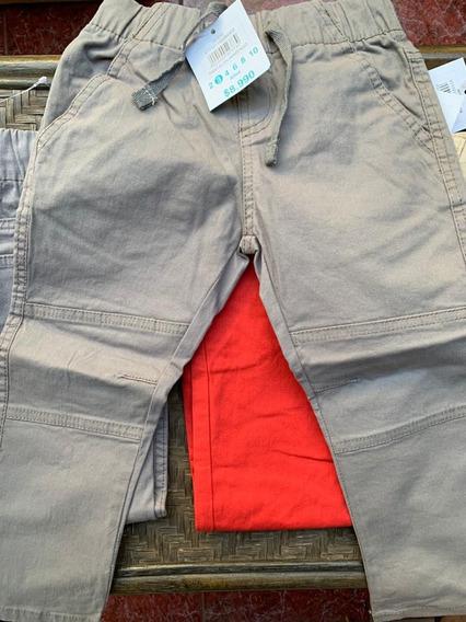 Pack 20 Pantalones Gris Ropa De Niño Marca 4 Kids Nueva !