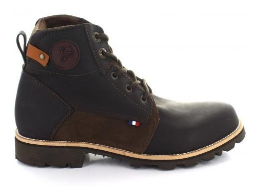 Botin Hombre Michelin Herbert 02-050464 Color Chocolate Gras