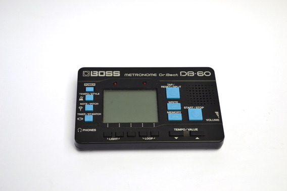 Metronomo Boss Dr Beat Db-60