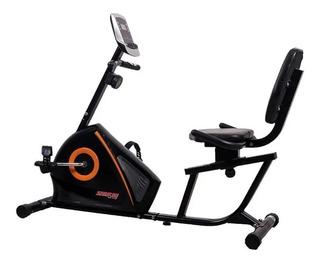 Bicicleta Fija Magnética Horizontal Recumbent Semikon 891hp