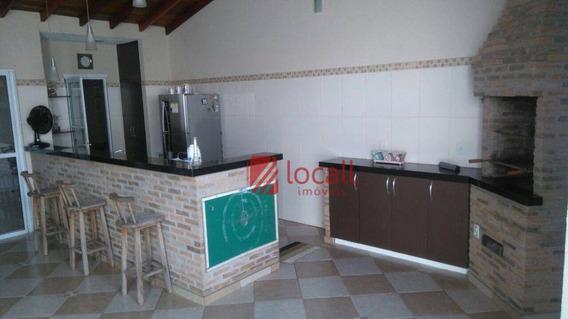 Casa Residencial À Venda, Condomínio Residencial Parque Da Liberdade Ii, São José Do Rio Preto. - Ca1740