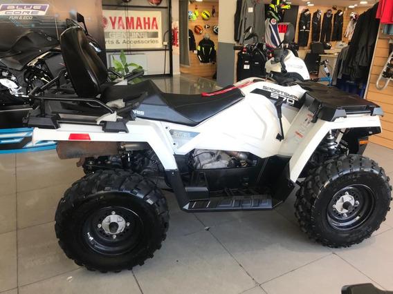 Cuatriciclo Polaris Sportsman 570 4x4 2017 Tamburrino Motos
