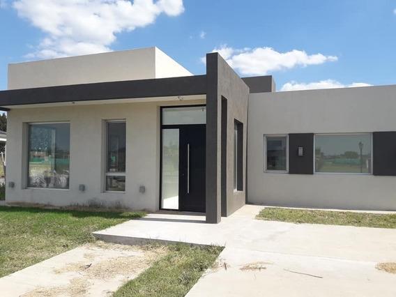 Casa A Estrenar En B° Santa Inés Canning Entrega Feb 2018