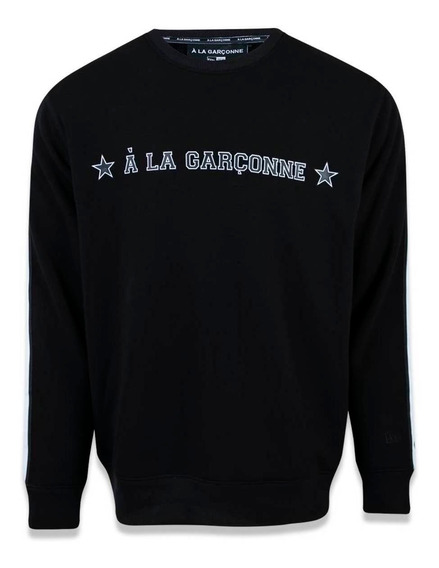 Moletom Careca A La Garconne New Era 41457