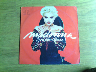 Lp Madonna Album You Can Dance