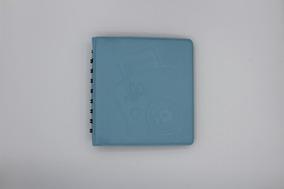 Álbum De Fotos Instax Mini 7 8 E 9 Para 68 Fotos Azul