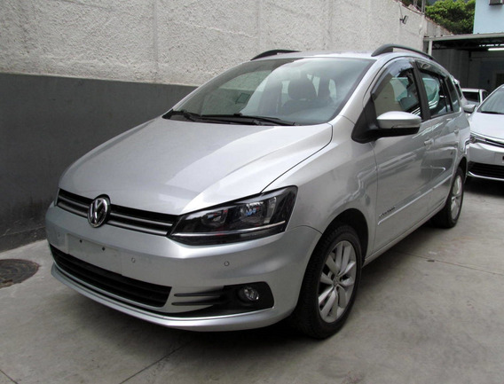 Volkswagen Spacefox 1.6 Msi Comfortline 8v Flex 4p Manual