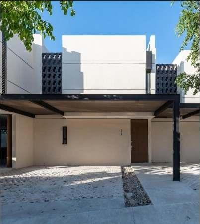 Casa Taanaj Loft 4 En Colonia Maya, Mérida.