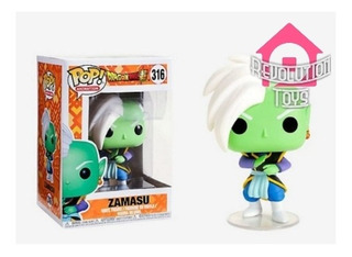 Funko Pop Dragón Ball Z Zamasu #316 / Barrio Norte /palermo
