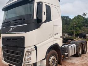 Volvo Fh 460 2018 6x4 - Pacote Ec