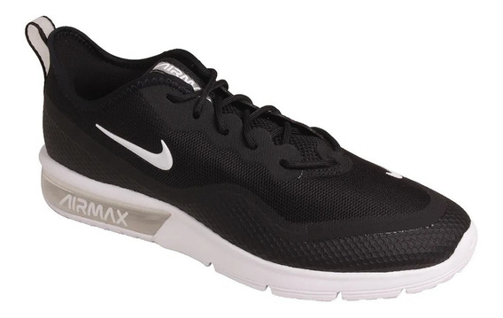 Tênis Masculino Nike Air Max Sequent 4.5 - Preto