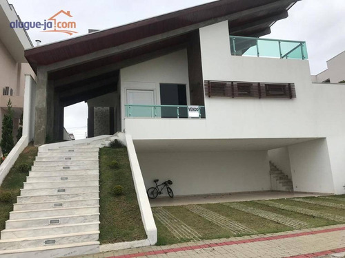 Casa À Venda, 340 M² Por R$ 1.600.000,00 - Condomínio Residencial Jaguary - São José Dos Campos/sp - Ca2894