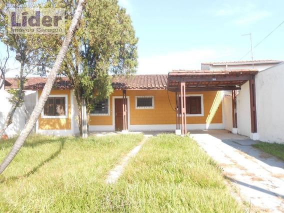 Casa Com 2 Dormitórios À Venda, 97 M² Por R$ 380.000,00 - Indaiá - Caraguatatuba/sp - Ca0470
