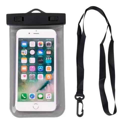 Funda Bolsa Sumergible Celular Selfie Agua Smartphone iPhone