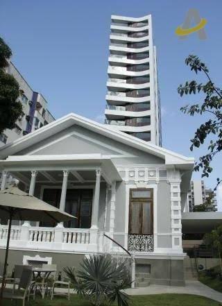 Apartamento Com 2 Dormitórios Para Alugar, 54 M² Por R$ 2.100,00/mês - Graças - Recife/pe - Ap0472