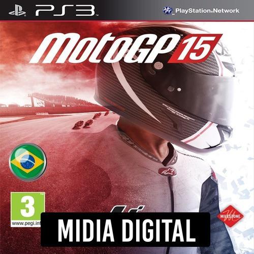 Motogp 15 Portugues - Ps3 Psn*