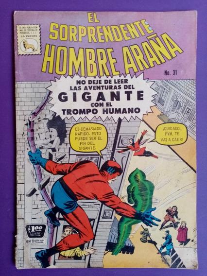 El Sorprendente Hombre Araña # 31 La Prensa