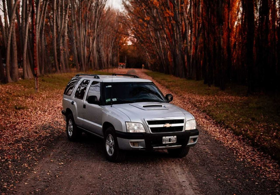 Chevrolet Blazer 2010 2.8 Cdoble Dlx 4x2 Electronico