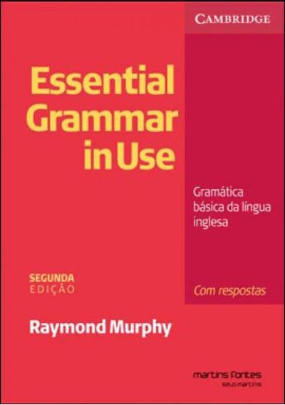 Essential Grammar In Use - Gramatica Basica Da Lingua Ingles