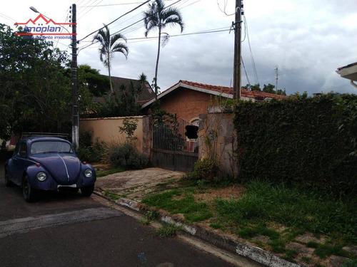 Casa À Venda, 351 M² Por R$ 960.000,00 - Jardim Siriema - Atibaia/sp - Ca4463
