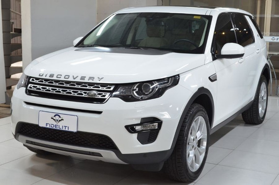 Land Rover Discovery Sport Hse 7 Lugares 2.0 Turbo Gasolina
