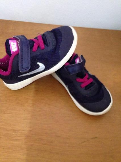 Zapato De Niña Nike Economico