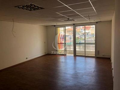 Sala Comercial Em Condomínio Para Locação No Bairro Vila Regente Feijó - 3968