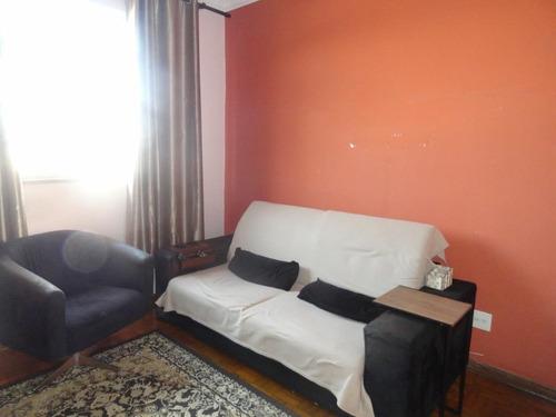 Apartamento À Venda, 65 M² Por R$ 265.000,00 - Encruzilhada - Santos/sp - Ap5429