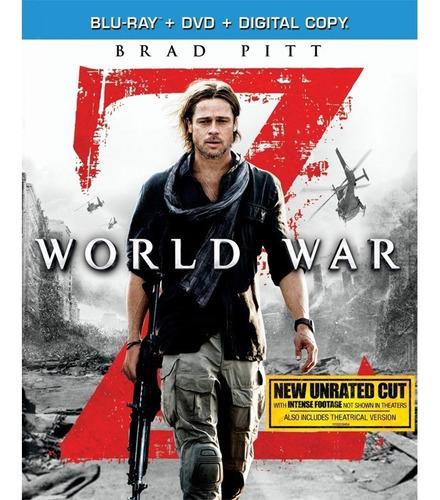 Blu-ray  Guerra Mundial Z