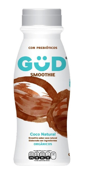 Smoothie De Coco Gud 240 Ml