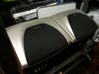 Parlantes Surrounds Sony Sssr110 Pioneer Kenwood Technics