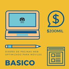 Paginas Web Economicas Y Asesorías En Marketing Digital