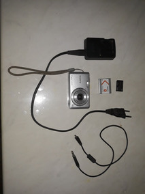 Camera Digital Sony Cyber-shot 14.1 Megapixels Cor:prata
