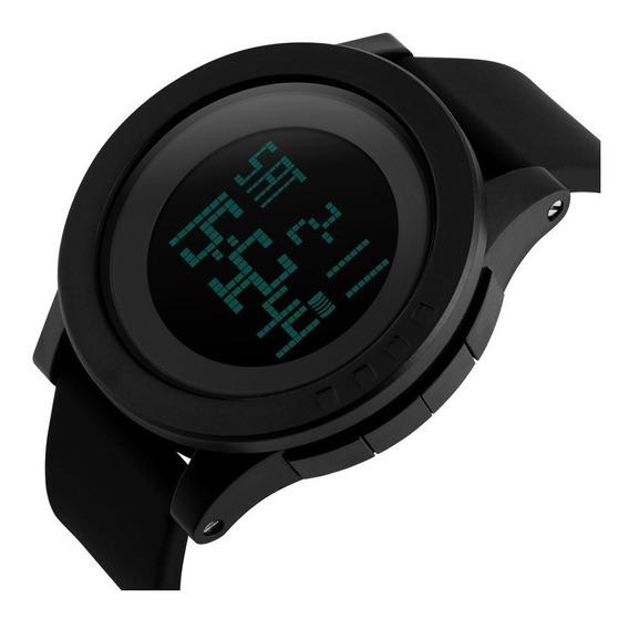 Relógio Masculino Skmei 1142 Militar Digital Analógico Esportivo Prova D