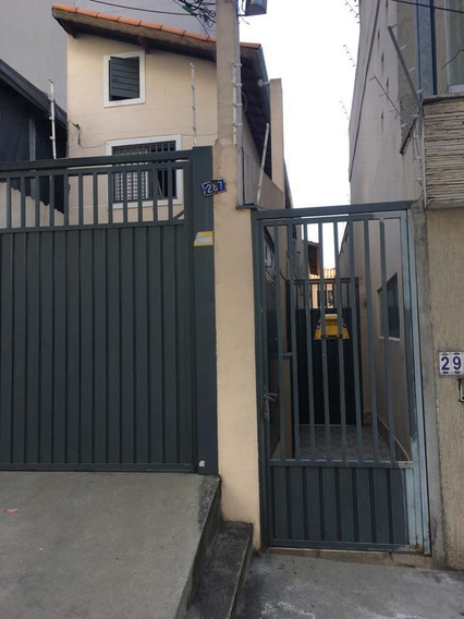 Casa Em Vila Mazzei, São Paulo/sp De 30m² 1 Quartos Para Locação R$ 850,00/mes - Ca616272