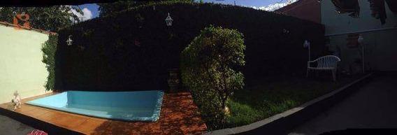 Casa 3 Dormitórios À Venda, Jardim Alexandre Balbo, Ribeirão Preto. - Ca0514