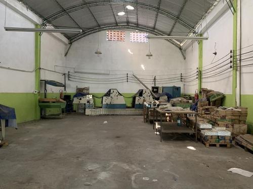 Imagem 1 de 15 de Galpão Para Venda Em Rio De Janeiro, Rocha Miranda, 7 Dormitórios, 5 Banheiros, 5 Vagas - Gv485_2-931432