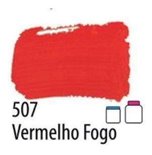 Tinta Pva Fosca Para Artesanato 500ml - Acrilex