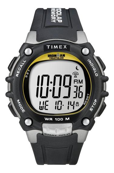 Reloj Timex Hombre Negro T5e231