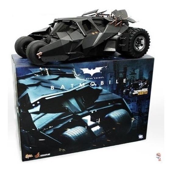 Caja Y Shipping Del Batimobil Tumbler Hottoys Hot Toys Vacia