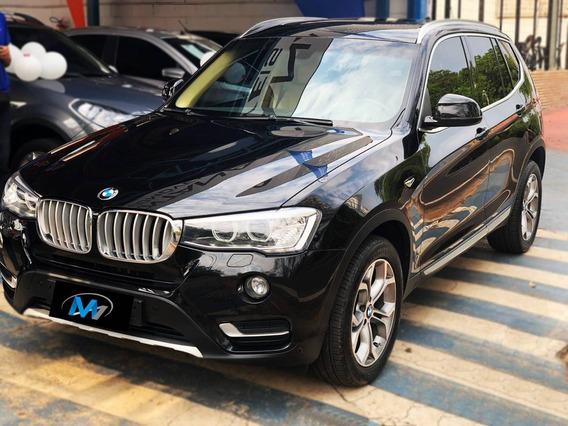 X3 Xdrive 20i 2015/2016 (gas) (aut)