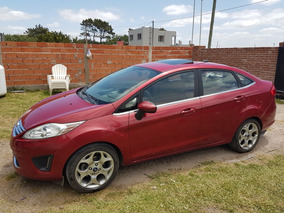 Ford Fiesta Kinetic Design 1.6 Design Sedan 120cv Trend Plus