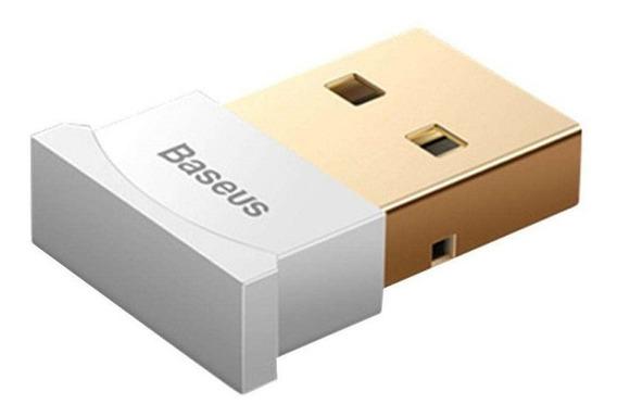 Adaptador Baseus Bluetooth Versão 4.0 Pc Note Game - Branco