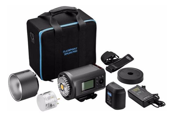 Flash Point Pro Xplor 600hss Ttl Octagono 100cm E Radio Sony