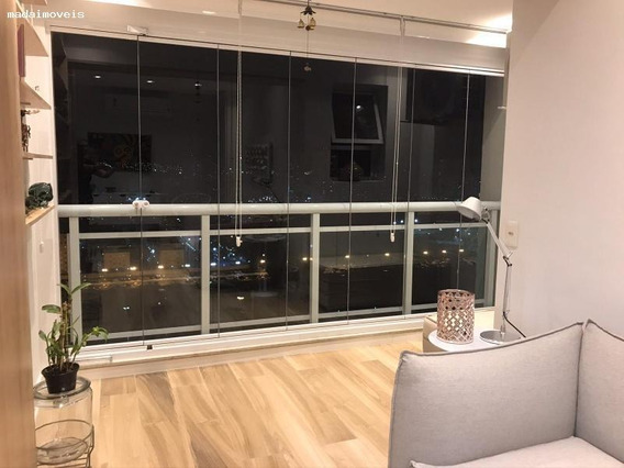 Apartamento Para Venda Em Mogi Das Cruzes, Vila Mogilar, 1 Dormitório, 1 Banheiro, 1 Vaga - 2547_2-1021500