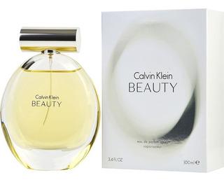 Perfume Dama Calvin Klein Beauty 100 Ml Edp Original Usa
