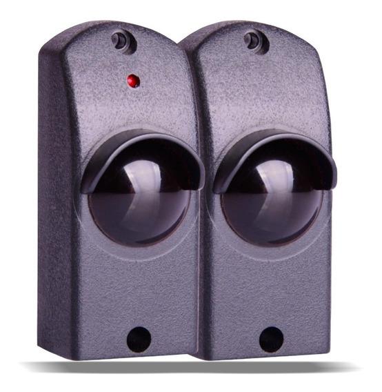 Sensor Antiesmagamento Para Portões Distância Até 25m Fotocélula Infravermelho